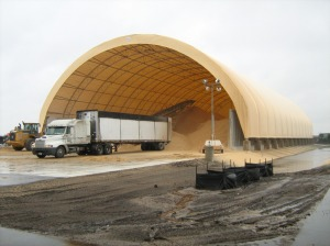 Commodity Storage Building, Flat Storage, Recycling Buildings